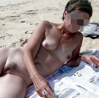 Rencontre naturiste Aix-en-Provence avec femme mature bien chaude