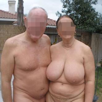 vieux couple échangiste Béziers