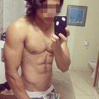 homme muscle de Martigues cherche femme dominatrice